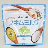よつ葉スキムミルク 200g / 製菓材料 パン材料 よつ葉乳業