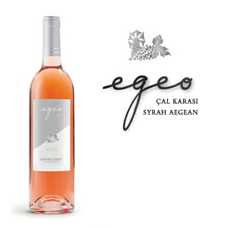 エゲオ カワクルデレ Kavaklidere, Turkish wine rosé wine and rosé EGEO-ROSE fs3gm