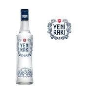イエニ・ラク YENI RAKI 350ml トルコのお酒(アルコール度数45%)水を入れると白濁する、アニスの香りの地中海のリキュール