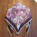 ショッピング手芸 トルコの伝統手芸・レース編みのオヤスカーフかぎ針編みのトゥ・オヤ