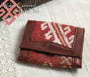  and leather three fold wallet ksf093Old Kilim &amp;amp; Lether Walet