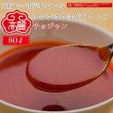 チョジャン1リットル コチュジャン(唐辛子味噌)に、チョ(酢)を加えて作ります。