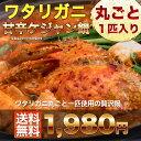 【送料無料】ワタリガニ(ケジャン)を丸ごと一匹使用した韓国キムチチゲ鍋。キャベツキ
