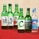 本場仕様韓国焼酎 6種類 6本セット P11Sep16