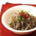 ショッピング韓流 保存食 ジャコキムチ 200g ピリ辛 キムチランド謹製