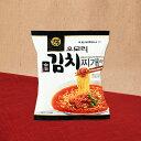 オオモリキムチチゲラーメン 8袋(4袋×2) 韓国Paldo...