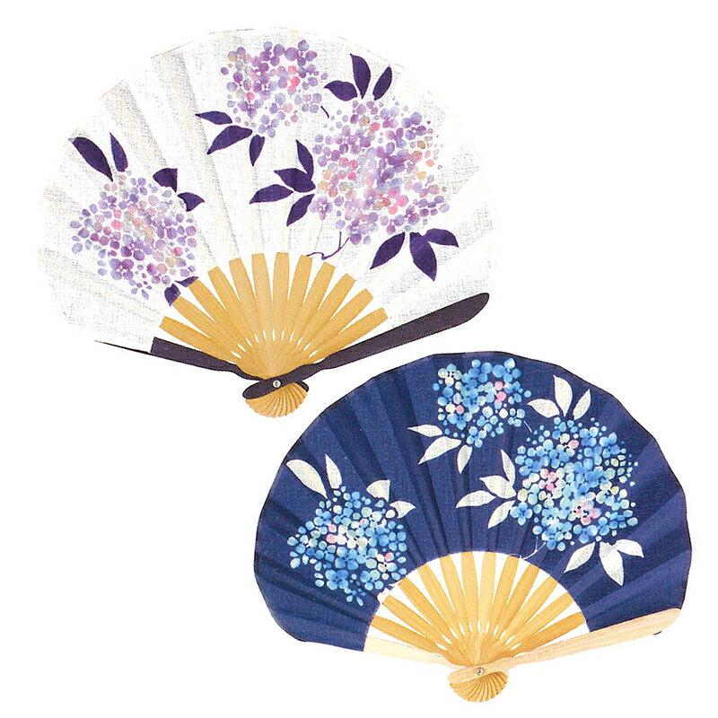 ◆人気定番商品◆レディース布扇子【京扇子 山二-...の商品画像