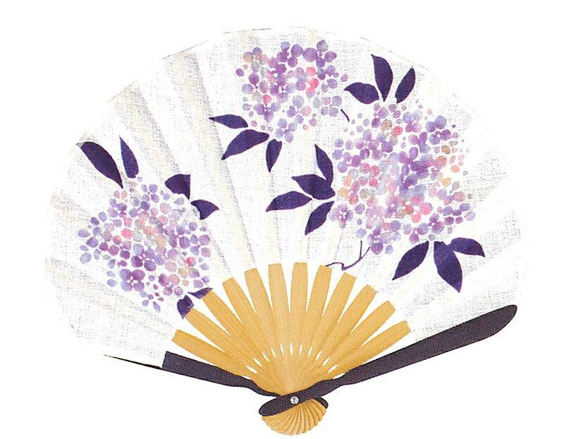 ◆人気定番商品◆レディース布扇子【京扇子 山二...の紹介画像2