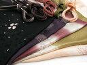 【※同梱割引】正絹帯揚げ帯締め2点コーディネートセット≪セー...