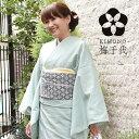 紬 コットン着物 KIMONO オリジナル商品 【MUSE】u0005-kim【梅得】