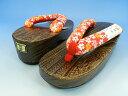 岡重の桐下駄岡重マーク入り!セールしますプレゼントにも最高! 下駄は日本の伝統的な履物夏 浴衣に最適
