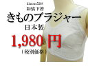和装ブラジャー 日本製 着物用ブラジャー