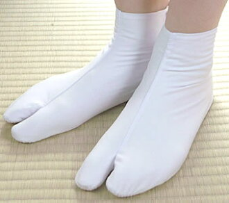 Broadband white tabi (foot bottom lining: cotton) (4-fasten the clasps 21.0cm/21.5/22/23/24.5) kimono TABI socksfs2gm