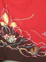 【レンタル】謝恩会成人式和装 披露宴結納 結婚式パーティー きもの振袖 着物貸衣裳 貸衣装 往復 送料無料レンタル トールサイズKF143..