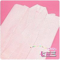 七五三 着物 女の子 長襦袢 ピンク