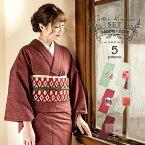 【木綿着物】木綿 着物と京袋帯の2点セット