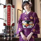 【袷】オリジナル洗える着物フルセット