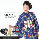 「MODE」浴衣 セット レディース 女性 古典柄 レトロ ...