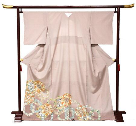 【レンタル】 色留袖 レンタル i-101の商品画像
