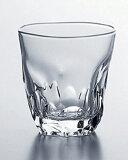 """透过玻璃的烧酒◆系列! """"日本制造""""放荡的烧酒酒窝玻璃[玻璃] [摇滚]岩石[◆焼酎通の為のグラスシリーズ!《日本製》本本格焼酎道楽 えくぼ オンザロック【グラス】【ロックグラス】]"""