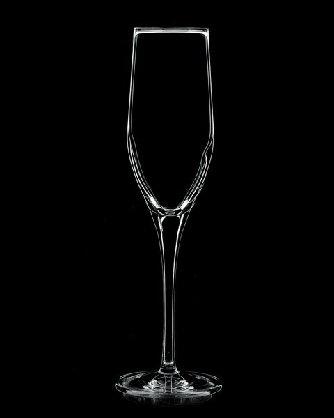 《ドイツ製》シュトルツル イクイジット07フルート(175ml)【シャンパングラス】【業務用、プロ用】