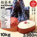 新米! 【福袋米】 白米 10kg 【平成30年:滋賀県産】 10kg×1袋でのお届けです♪ 送料無...