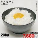 【3月の特別米】キヌヒカリ 環境こだわり米 玄米のまま 20...