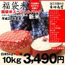 【福袋米 スペシャルパック】 白米5kg×2袋 【平成28年...