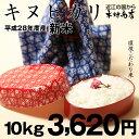 【新米!】キヌヒカリ 環境こだわり米 10kg 【平成28年:滋賀県産】出荷日お選びいただけます♪