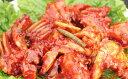 韓国のシジャンまるごとケジャン500g[韓国食材 わたりガ二 渡りガニのキムチ〕