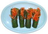【10切れ】本場の味、オイソベギ(胡瓜キムチ)[韓国食材]