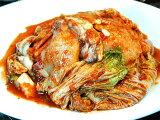【冬季限定!】【500g】究極・極上キムチ!!牡蠣入りポッサムキムチ[韓国食材]