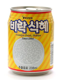 Also tried the spicy cuisine of Korea this one! Similar to the candy cools nostalgia-no flavor! Traditional tea sikhye