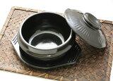 【17cm】(蓋・トレー付)韓国チゲ鍋用トゥッペギ(サンゲタン用)[韓国食器]