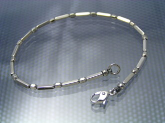 Square magic /T11 type titanium bracelet /