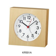 セイコー 目覚まし時計 KR501A電子音アラーム(スヌーズ機能)付きメーカー1年保証 正規品 セイコークロック