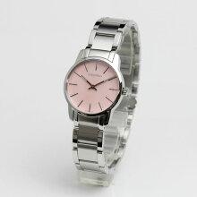 正規品 カルバンクライン腕時計 K2G2314Eシティ(レディース/女性用)ピンクマザー・オブ・パール文字盤 ck cityメーカー2年保証 Calvin Klein
