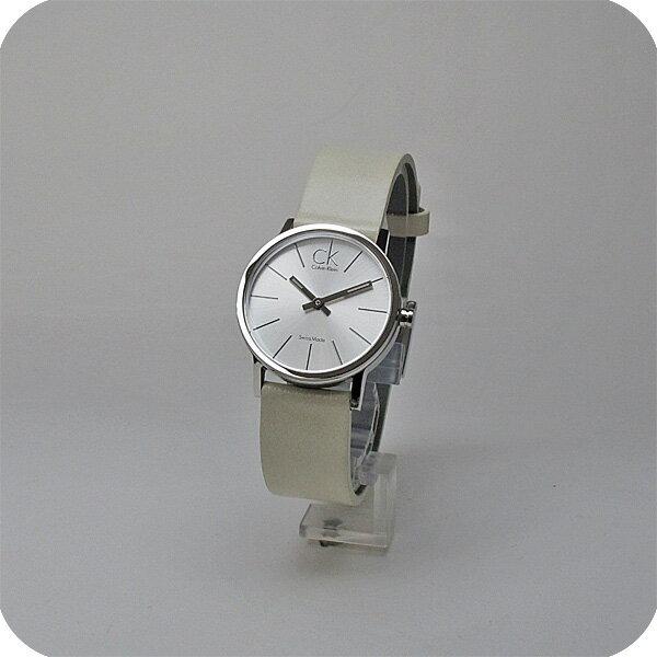 正規品 ckカルバンクライン腕時計 K76221262008年クリスマス限定商品 ポスト-ミニマル(レディス)銀文字盤 ck post-minimalメーカー2年保証 ckCalvin Klein【ポイント20倍】 2008年クリスマス限定商品のレディスモデル