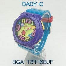 カシオ腕時計 BGA-131-6BJFCrazy Neon Series(クレージーネオンシリーズ)メーカー1年保証 正規品 CASIO Baby-G