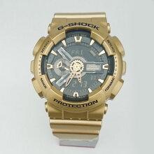 カシオ腕時計 GA-110GD-9BJFクレイジーゴールドメーカー1年保証 正規品 CASIO