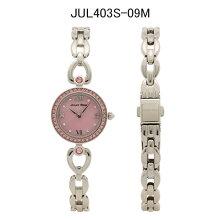 ジュリエットローズ腕時計・JUL403S-09M(貝パール文字盤)/レディスウォッチ・メーカー1年保証・JULIET ROSE/プレゼントにも最適