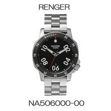 正規品 ニクソン腕時計 Ranger/Black(メンズ) /NA506000-00メーカー2年保証 NIXON 腕時計