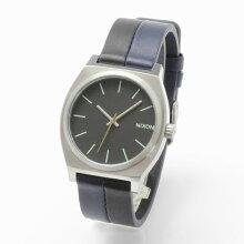 正規品 ニクソン腕時計 Time Teller/Black Navy Black(ユニセックス)/NA0451938-00メーカー2年保証 NIXON 腕時計