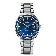 正規品 ラドー腕時計 R15.960.20.3Dスター(メンズ)D-Star/青文字盤・SSブレスレット/メーカー2年保証 RADO-R15960203