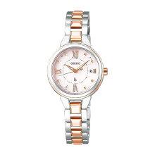 セイコー腕時計・SSVW146・ルキア(LUKIA)Lady Diamond/ソーラー電波時計(レディス)/メーカー1年保証/正規品/SEIKO/LUKIA