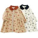 Biquette Club ワンピース(80〜130cm)【秋物】キムラタンの子供服