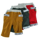 Bobson (ボブソン) 7分丈パンツ(80〜130cm ) 【春物】キムラタンの子供服
