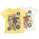 La Chiave (ラ キエーベ) 機能性Tシャツ(80〜130cm ) キムラタン 子供服 あす楽