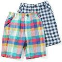 La Chiave (ラ キエーベ) ハーフパンツ(80〜130cm ) キムラタンの子供服