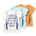 La Chiave (ラ キエーベ) 半袖Tシャツ(80〜130cm ) キムラタン 子供服 あす楽